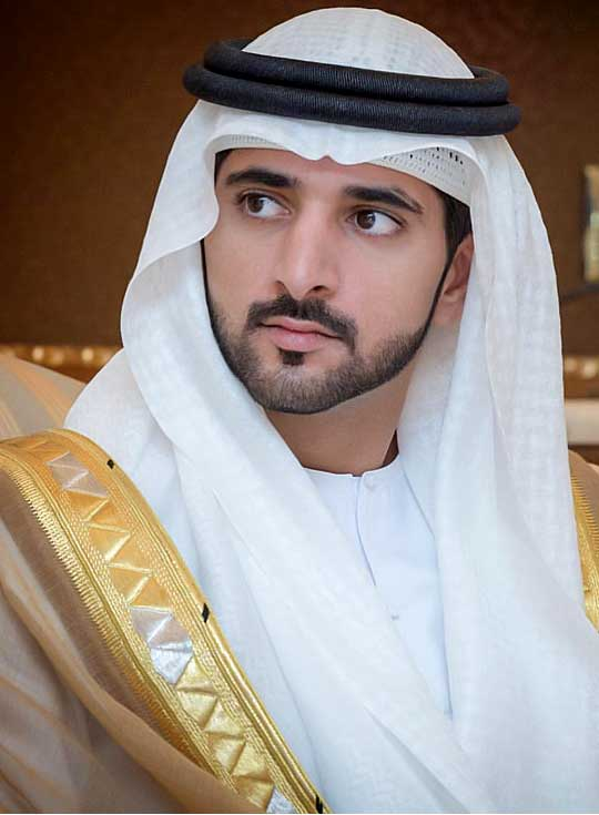 Biography - His Highness Sheikh Hamdan bin Mohammed bin Rashid Al