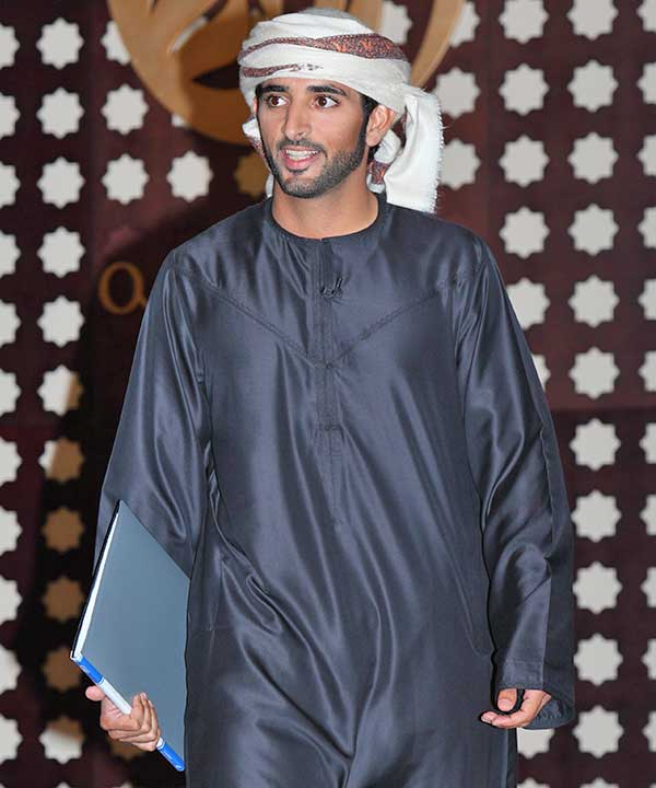 Biography - His Highness Sheikh Hamdan bin Mohammed bin